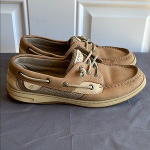 Sperry Topsiders. Size 9.5